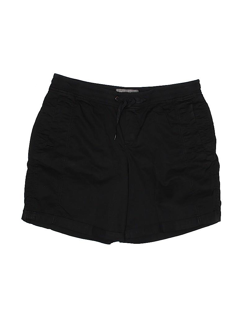 Eddie Bauer Women Khaki Shorts Size 12