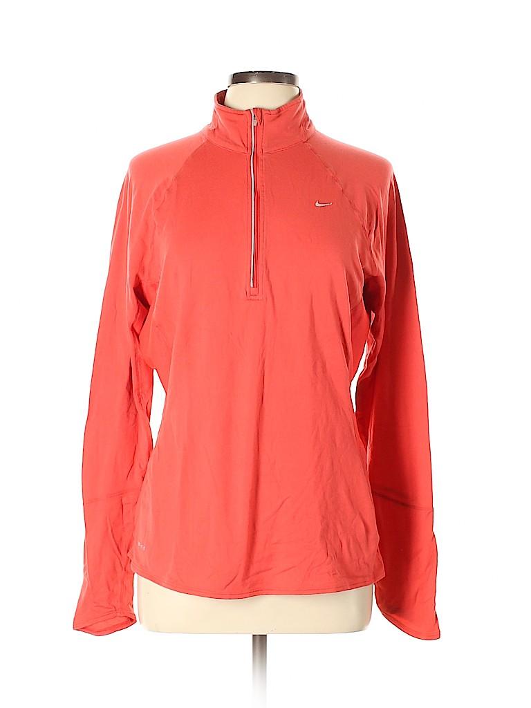 Nike Women Track Jacket Size XL