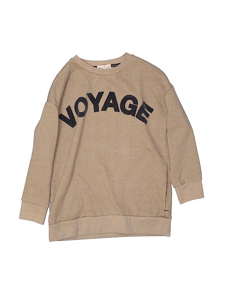 Zara Boys Sweatshirt Size 8