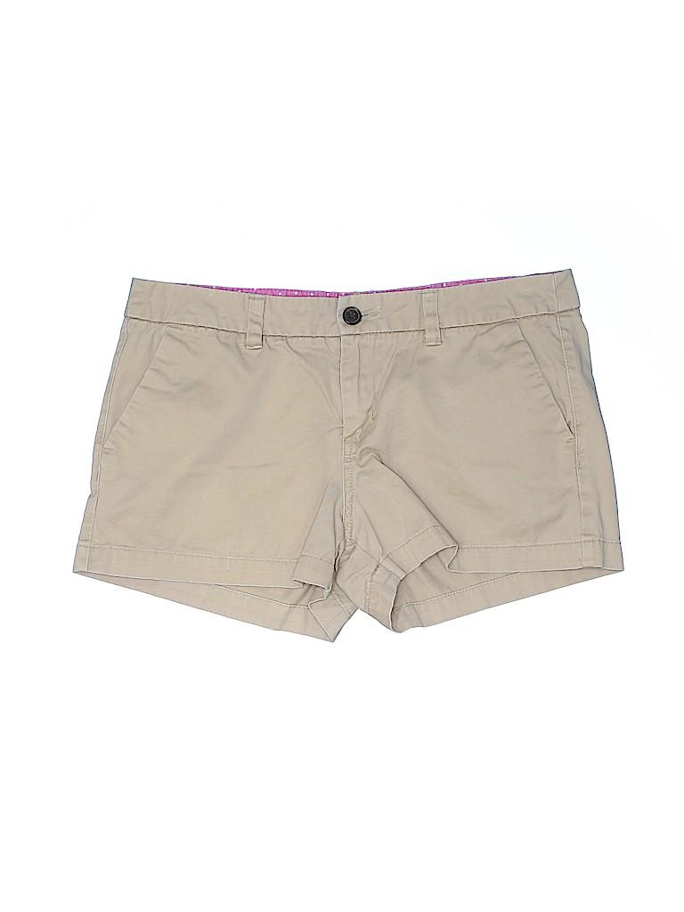 Merona Women Khaki Shorts Size 8