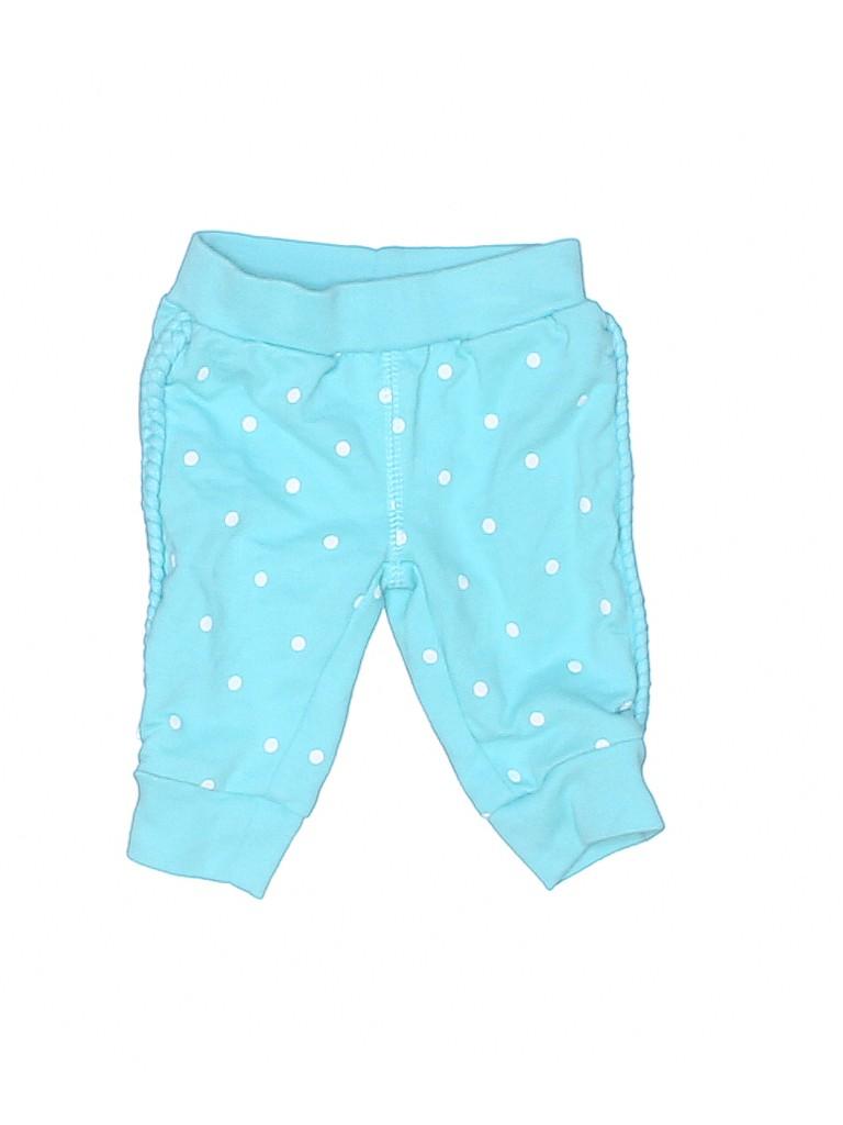 Carter's Girls Sweatpants Newborn