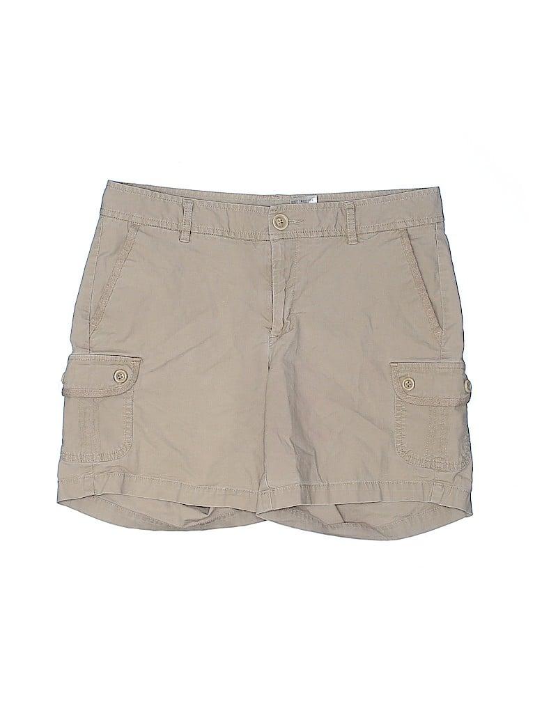 Dockers Women Cargo Shorts Size 8