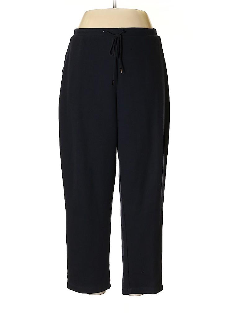 Mountain Lake Women Sweatpants Size 1X W  Petite (Plus)