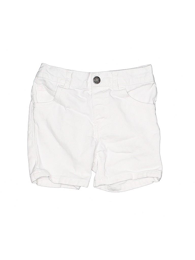 Carter's Girls Denim Shorts Size 18 mo