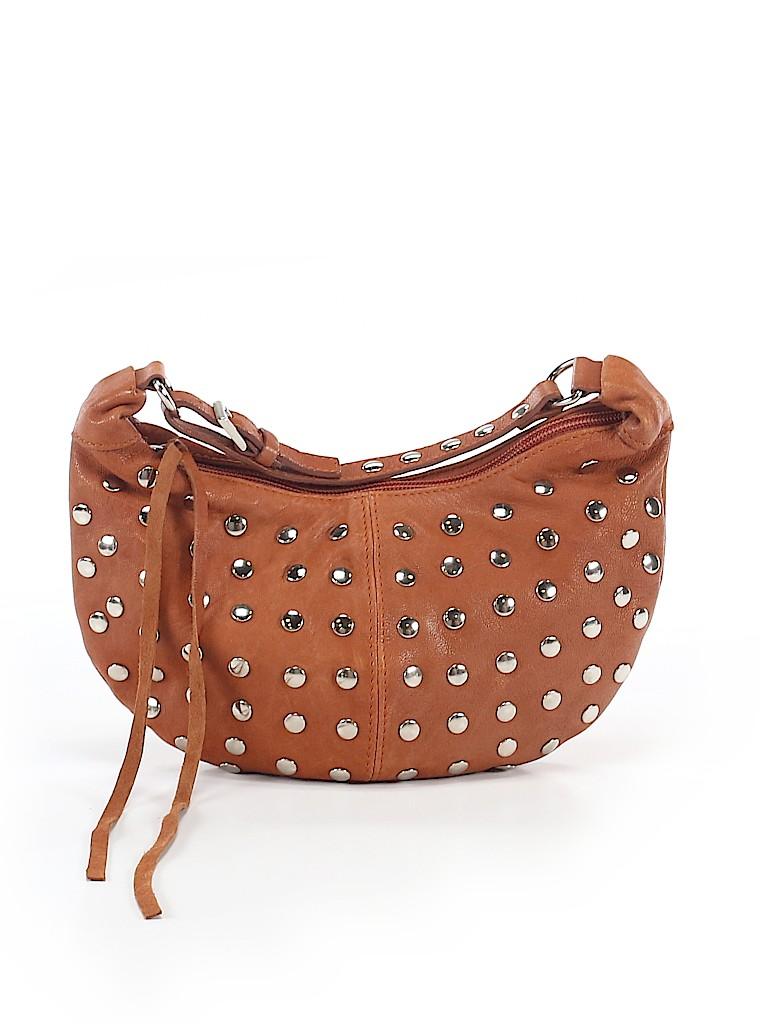 Maurizio Taiuti Women Leather Shoulder Bag One Size