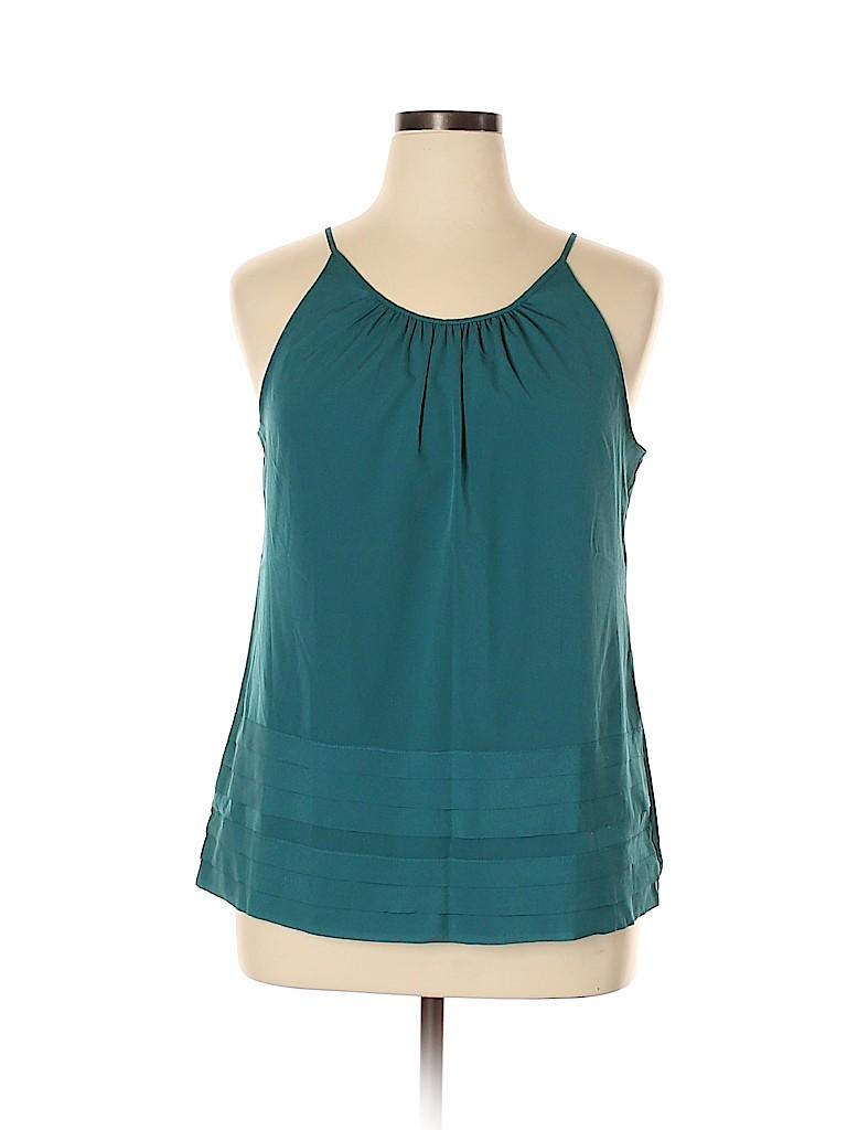 Ann Taylor LOFT Outlet Women Sleeveless Blouse Size L
