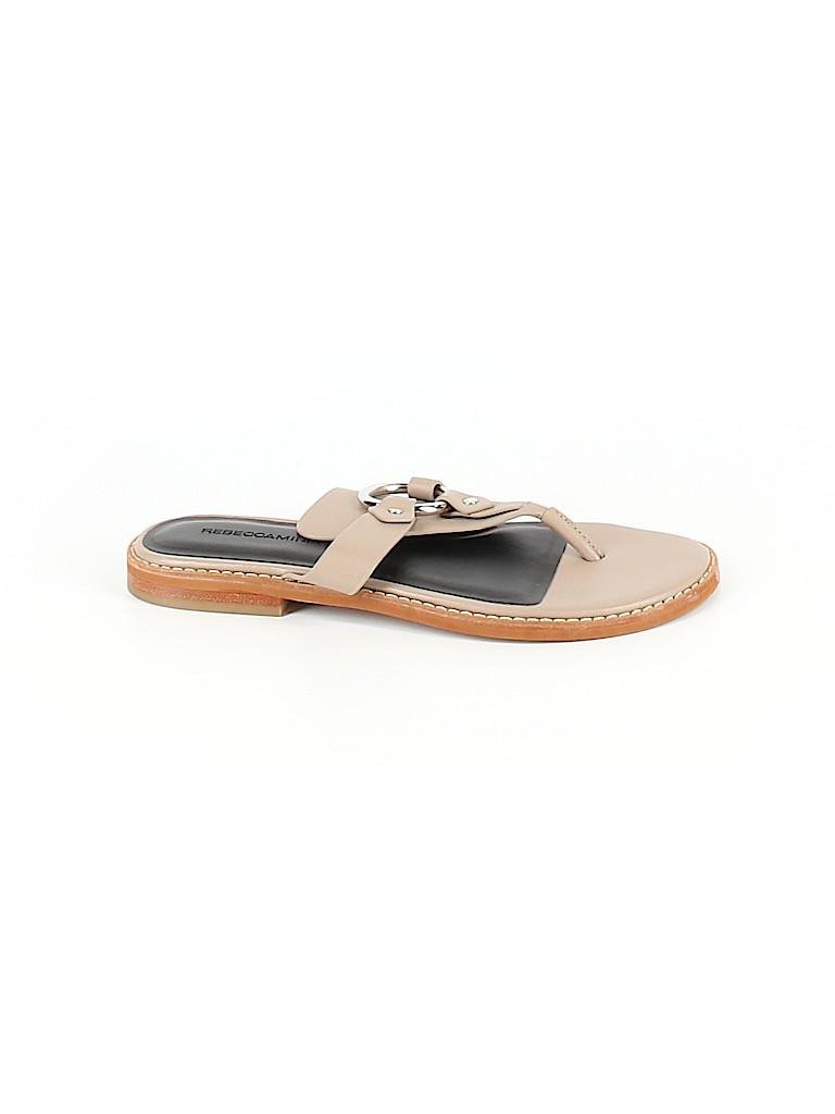 Rebecca Minkoff Women Flip Flops Size 5 1/2