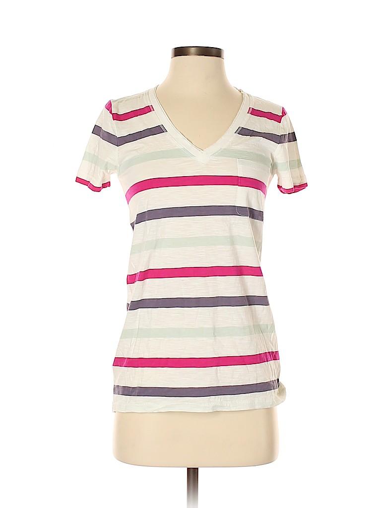 Hi-Line Women Short Sleeve T-Shirt Size S