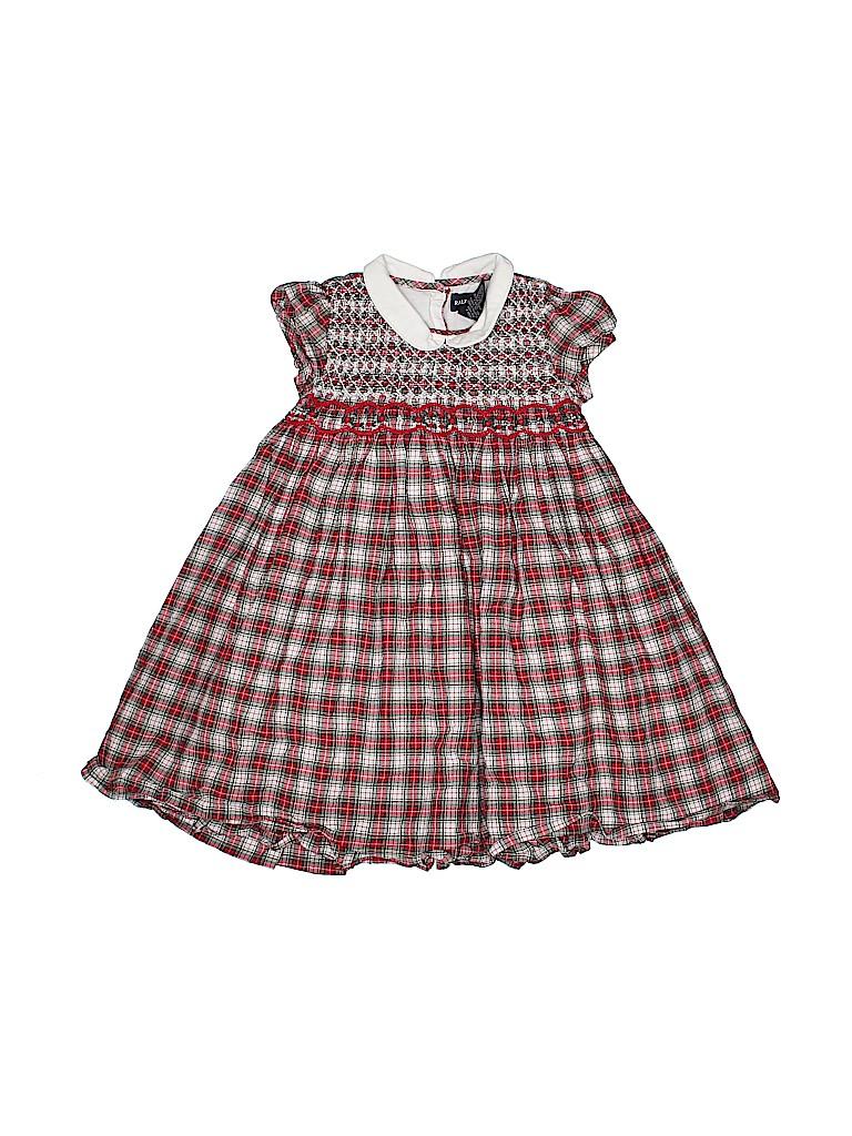 Ralph Lauren Girls Dress Size 2T