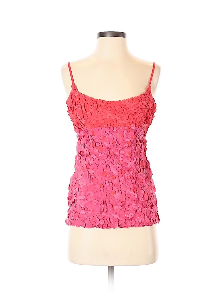 Yoana Baraschi Women Sleeveless Top Size XS