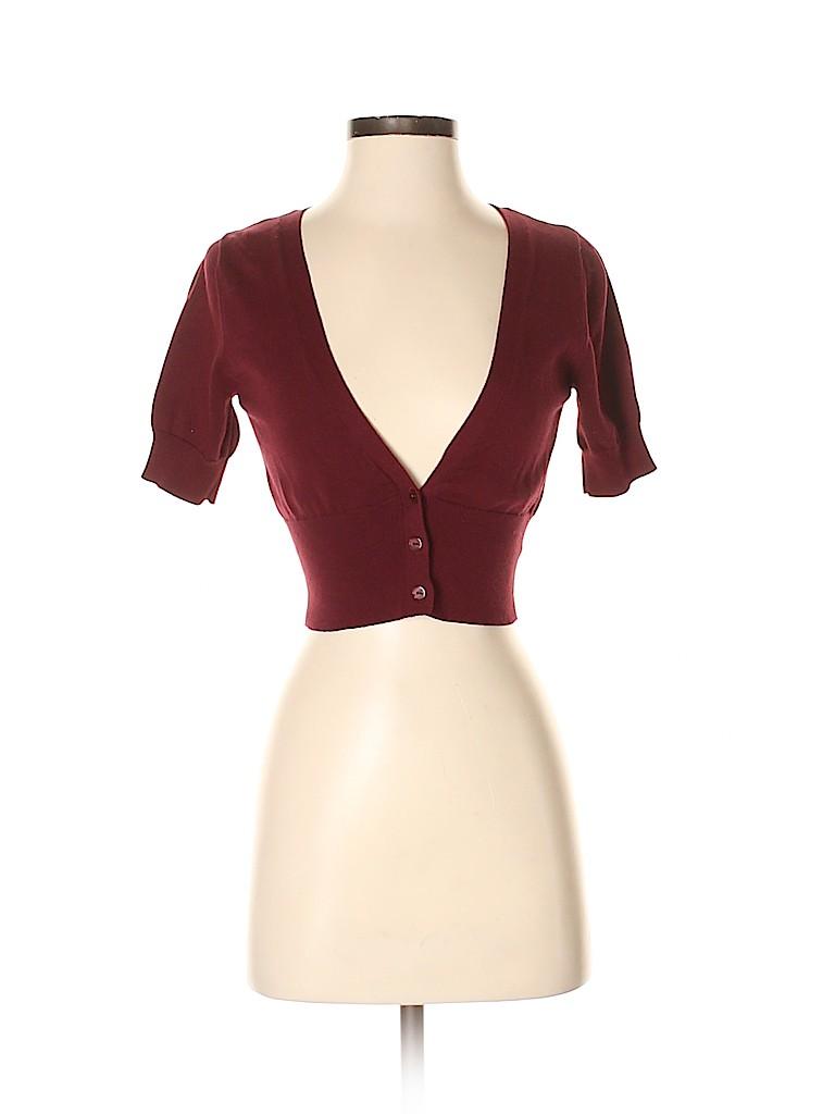 Mossimo Women Cardigan Size S