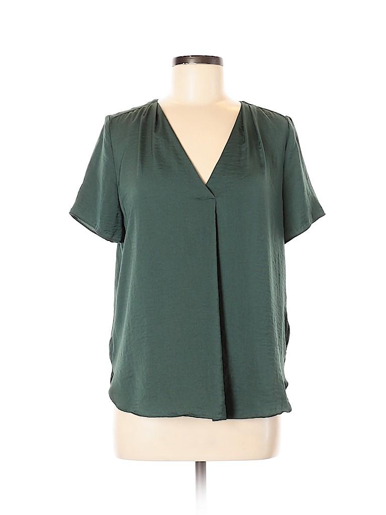 H&M Women Short Sleeve Blouse Size 8