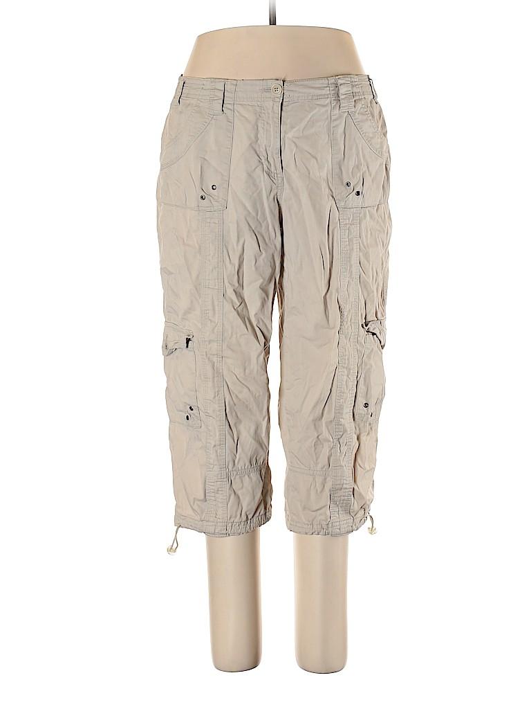 Style&Co Women Cargo Pants Size 14