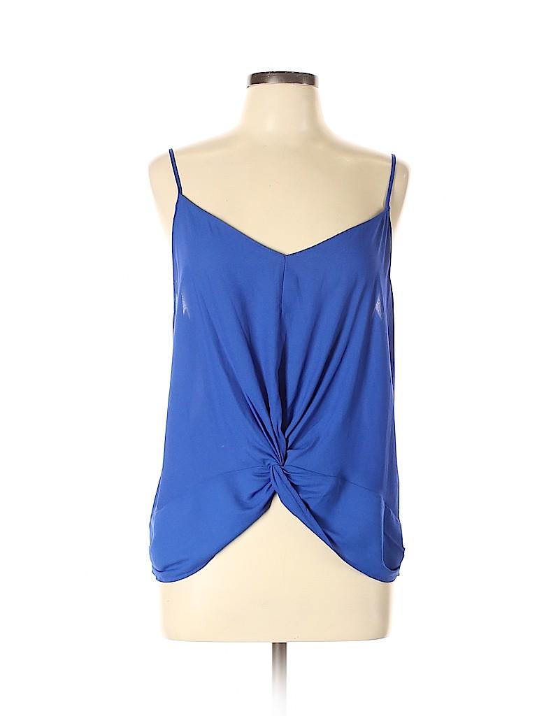 Lush Women Sleeveless Blouse Size XL
