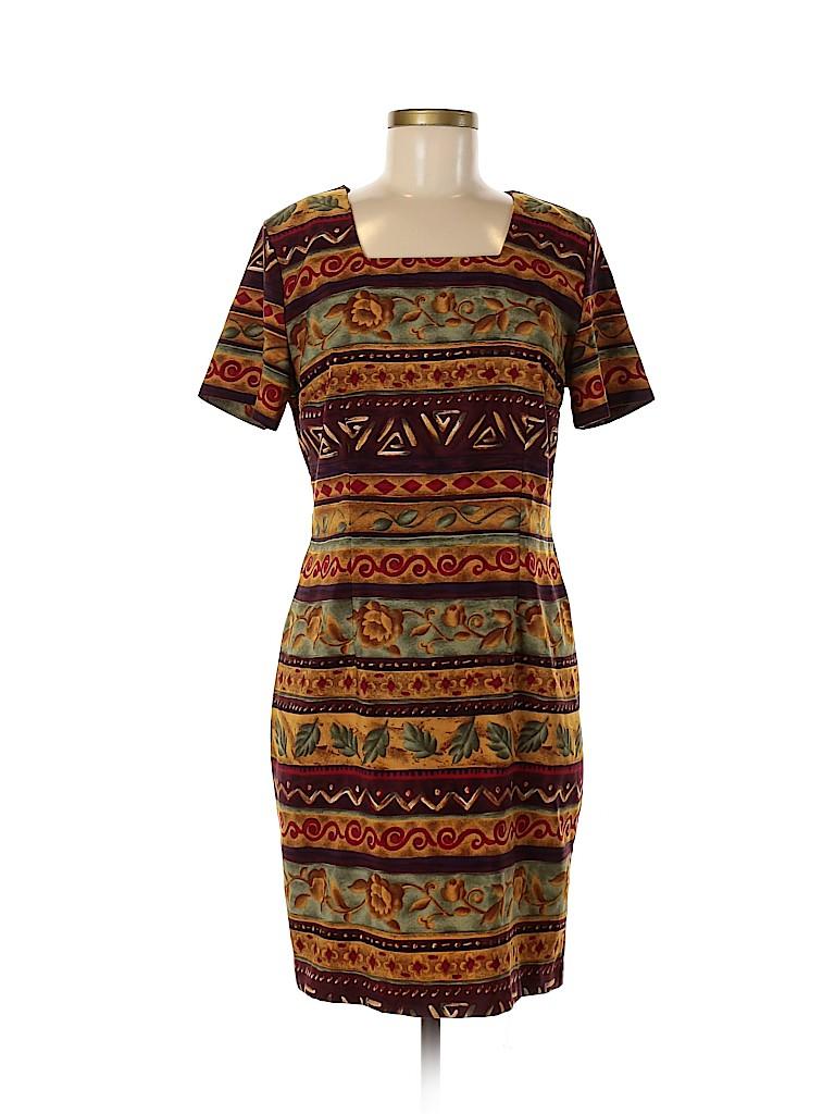 Sag Harbor Women Casual Dress Size 8 (Petite)