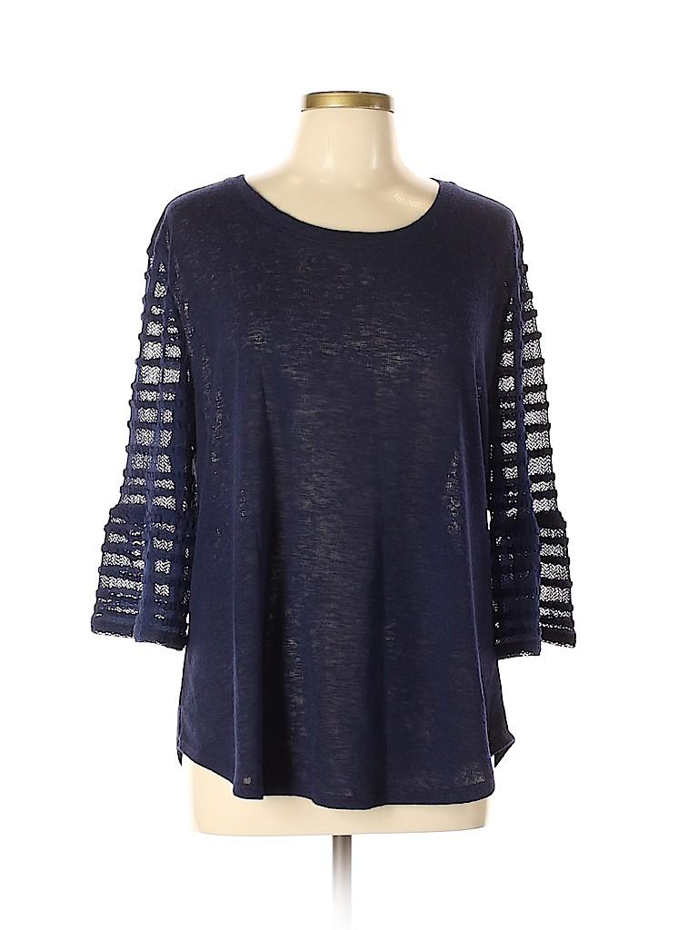 Soho JEANS NEW YORK & COMPANY Women Pullover Sweater Size XL