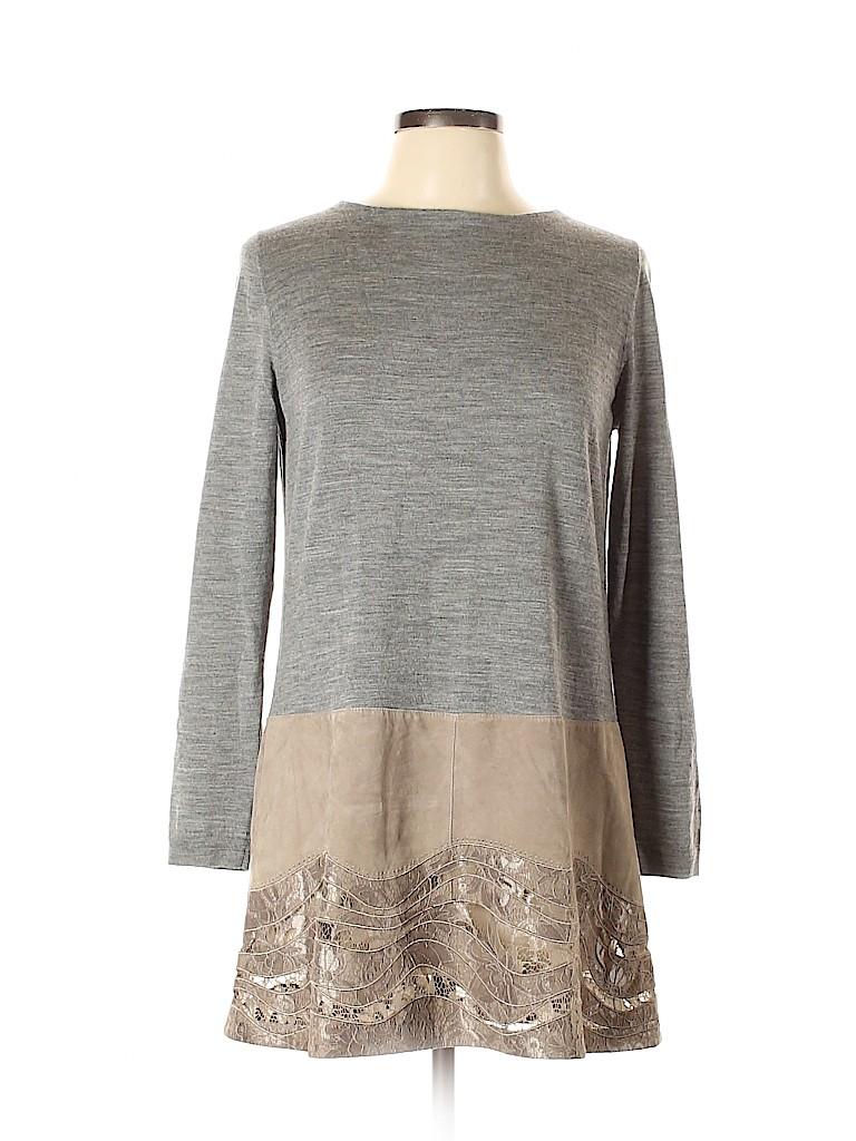 Lafayette 148 New York Women Casual Dress Size L