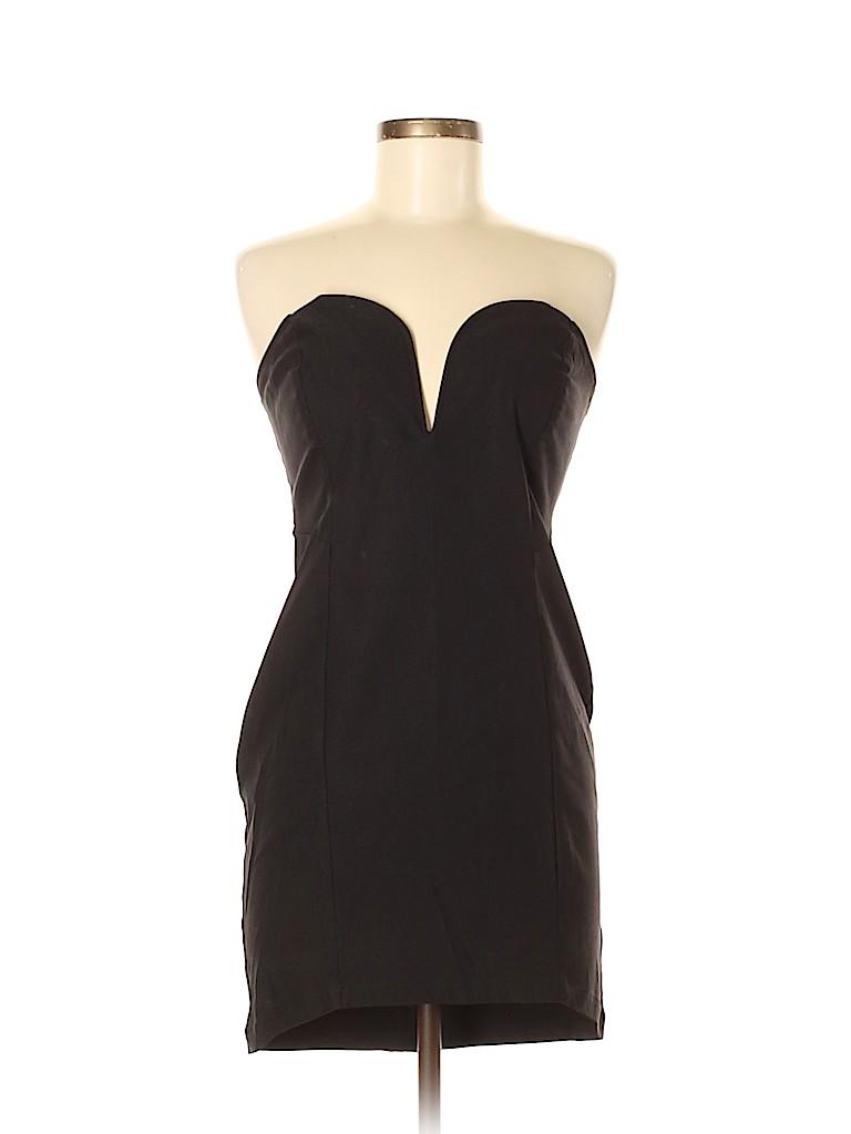 Nasty Gal Inc. Women Casual Dress Size L