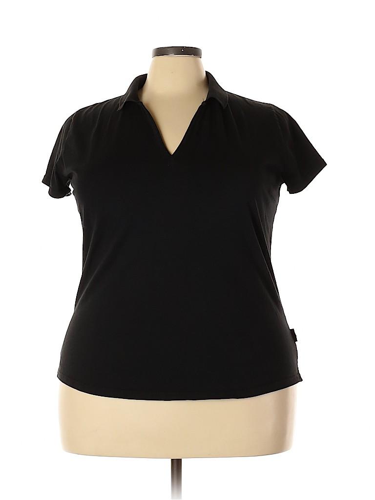 Woolrich Women Short Sleeve T-Shirt Size 2X (Plus)