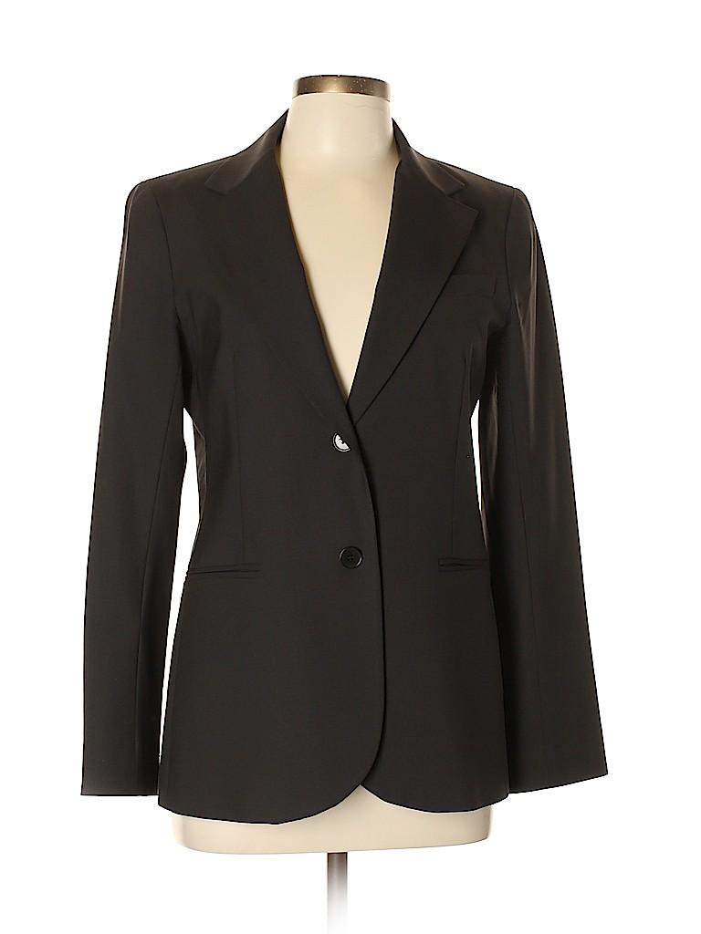 Theory Women Wool Blazer Size 12