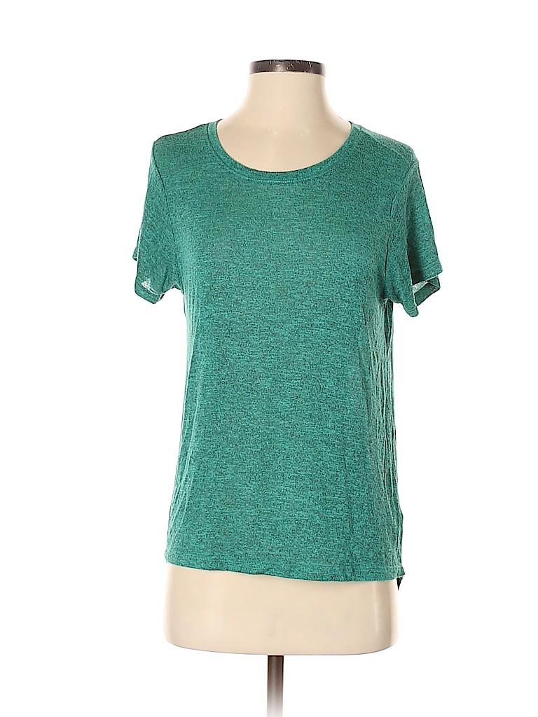 Market and Spruce Women Short Sleeve T-Shirt Size XS