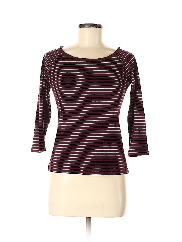 American Living Women 3/4 Sleeve T-Shirt Size M