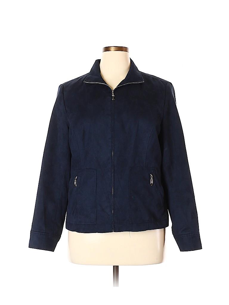 Evan Picone Women Jacket Size 16