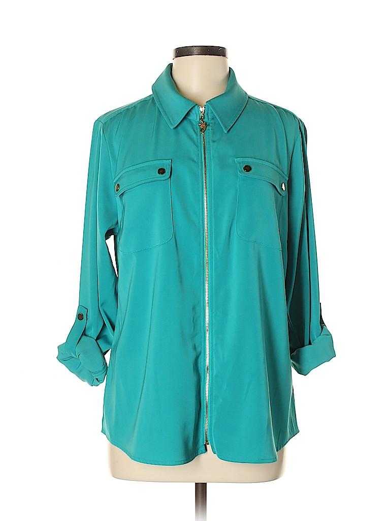 Susan Graver Women Jacket Size 10