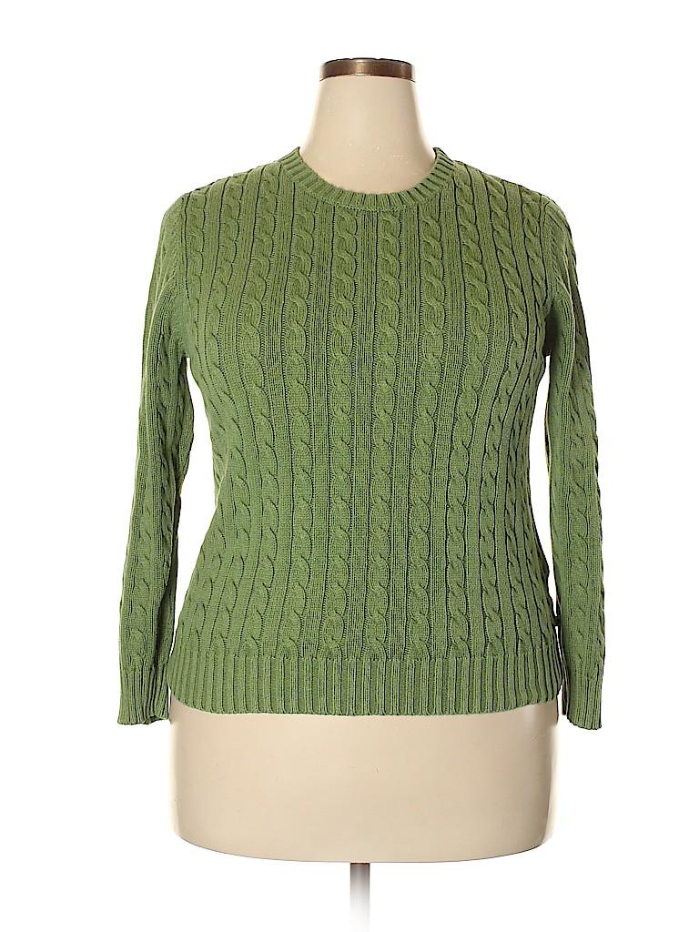 Tommy Hilfiger Women Pullover Sweater Size XXL