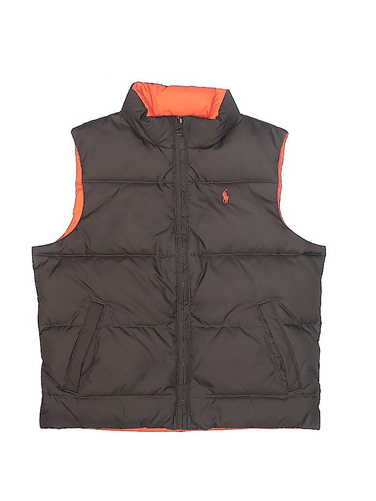 Polo by Ralph Lauren Boys Vest Size 5