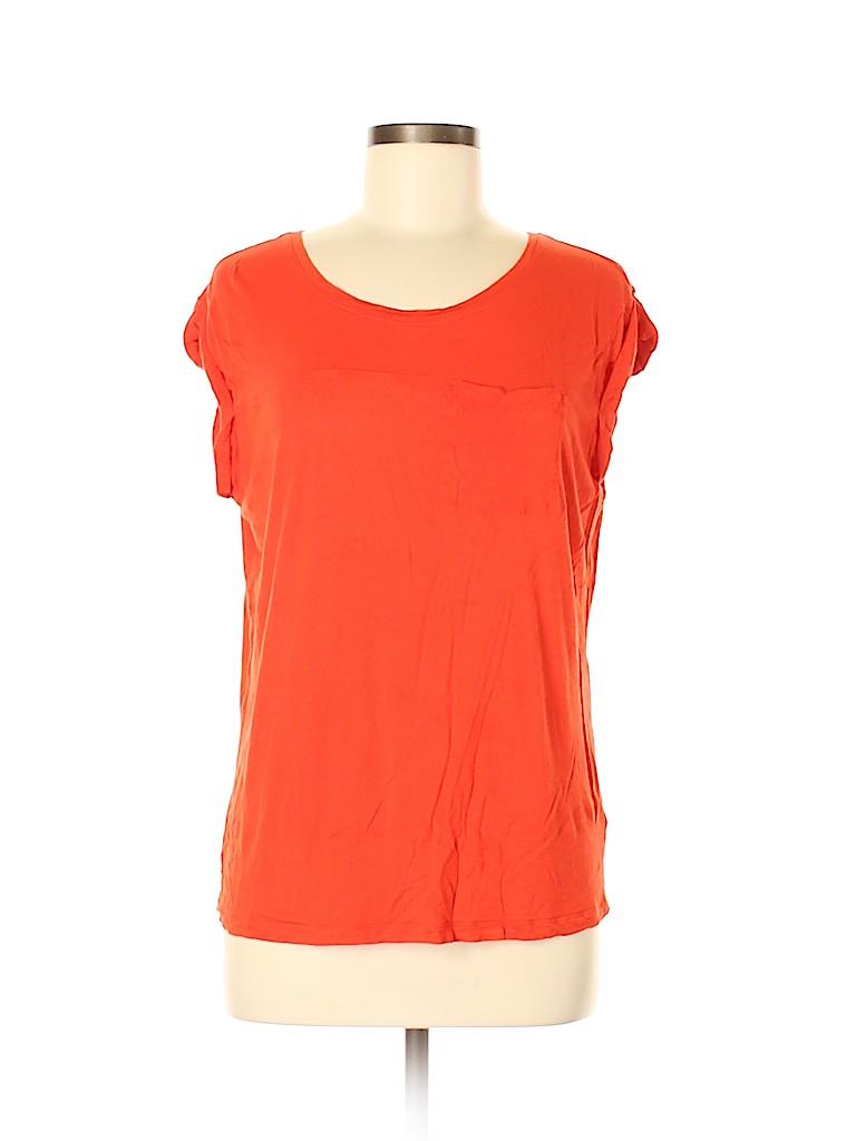 CAbi Women Short Sleeve Top Size M