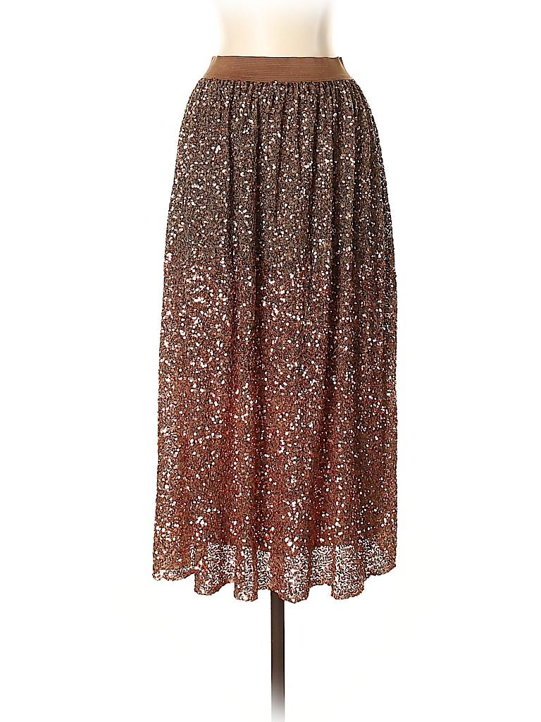 LC Lauren Conrad Women Formal Skirt Size XS