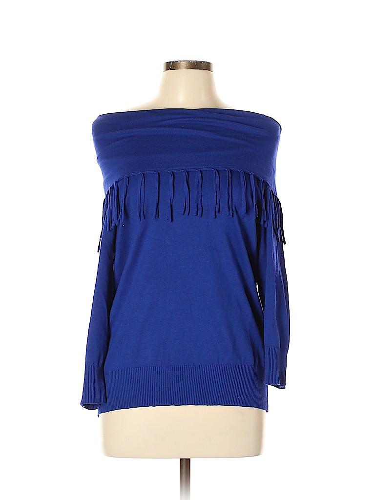 Kim Rogers Women Pullover Sweater Size L