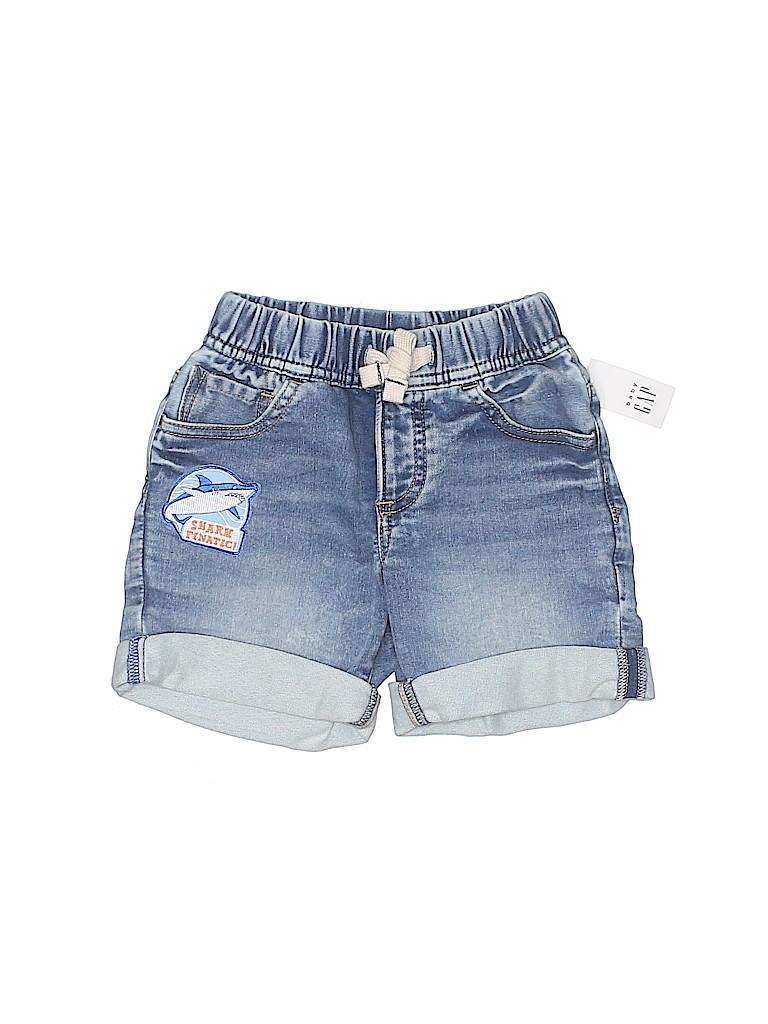 Baby Gap Girls Denim Shorts Size 3