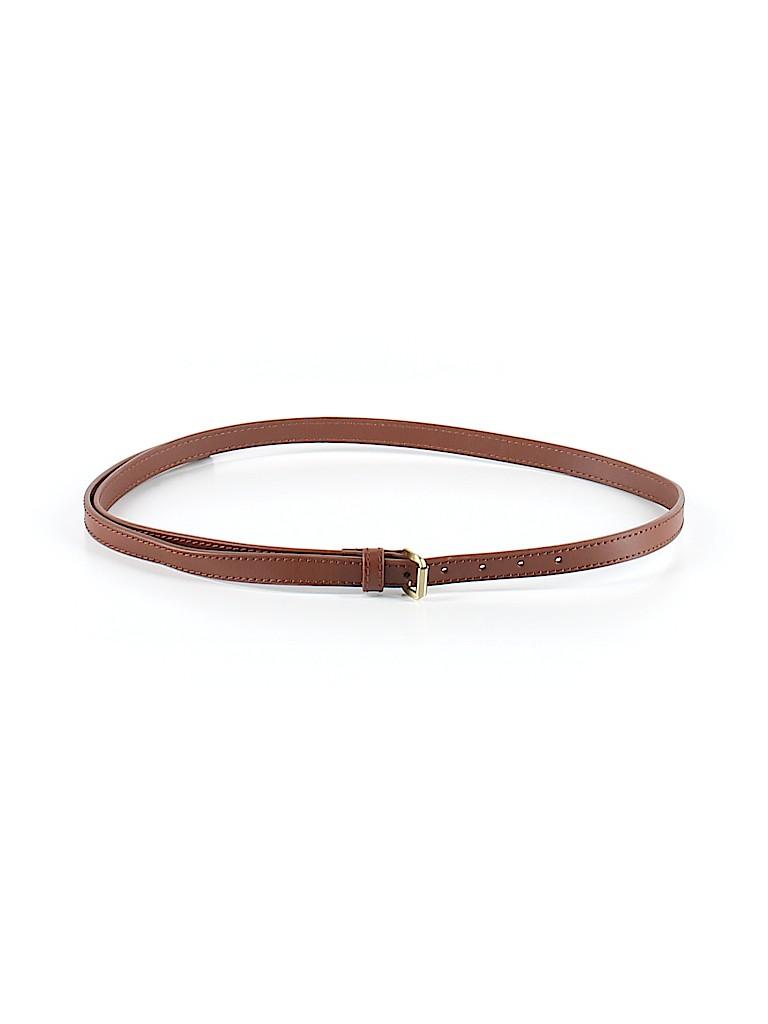 Michael Kors Women Leather Belt Size XS