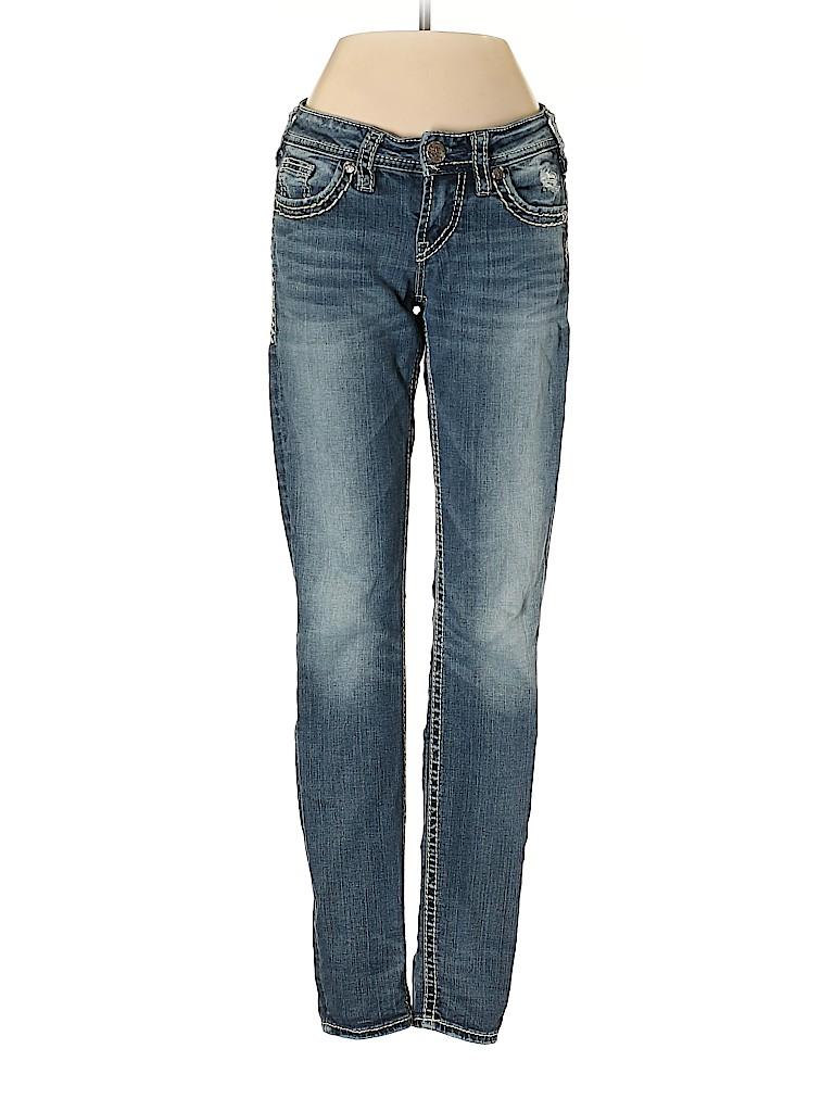 Silver Jeans Co. Women Jeans 24 Waist