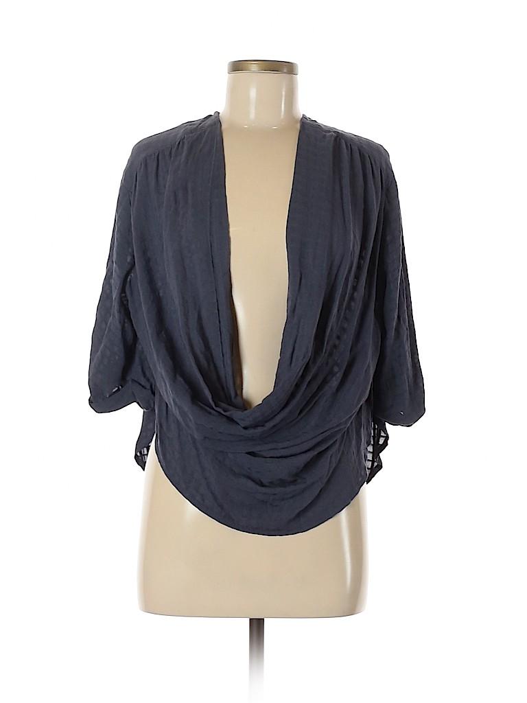 Kimchi Blue Women 3/4 Sleeve Blouse Size XS