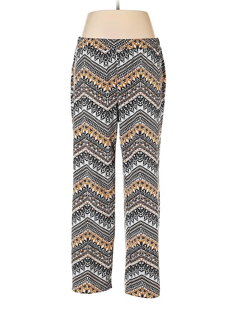 Kim Rogers Women Casual Pants Size 1X (Plus)