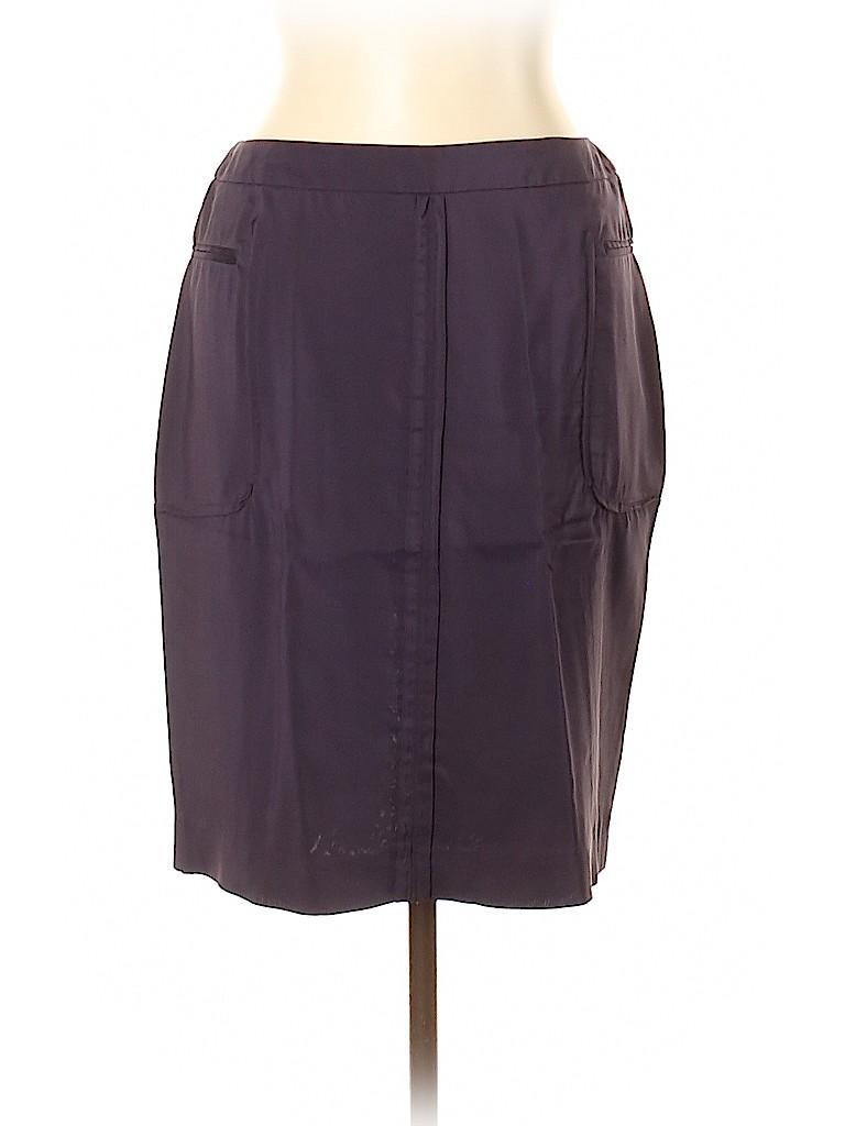 Yves Saint Laurent Women Casual Skirt Size 40 (FR)