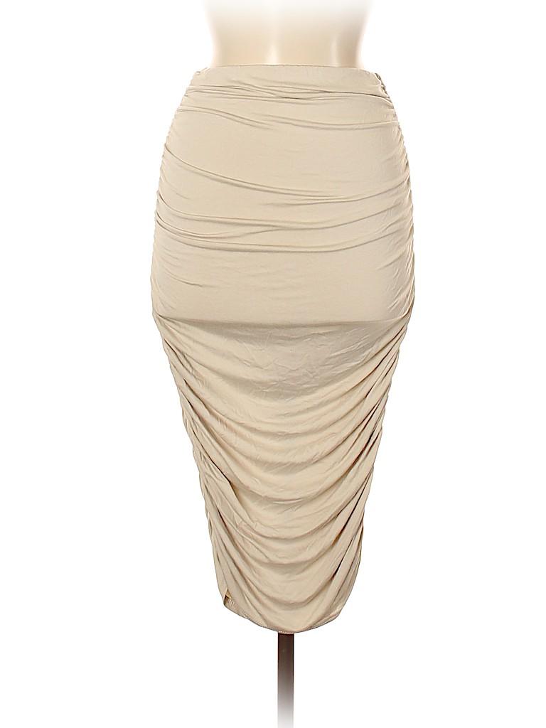 PrettyLittleThing Women Casual Skirt Size 8