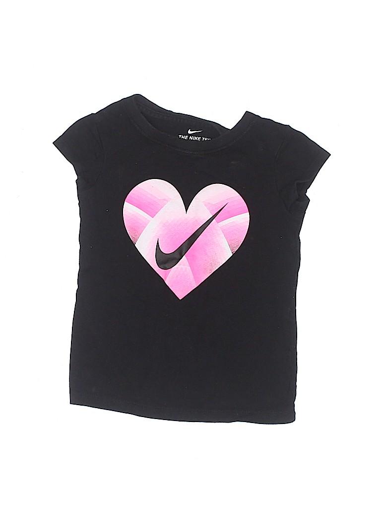 Nike Girls Short Sleeve T-Shirt Size 3T