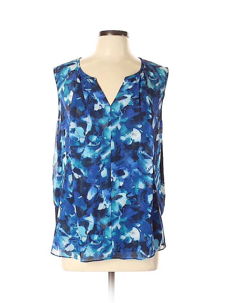Ellen Tracy Women Sleeveless Blouse Size XL