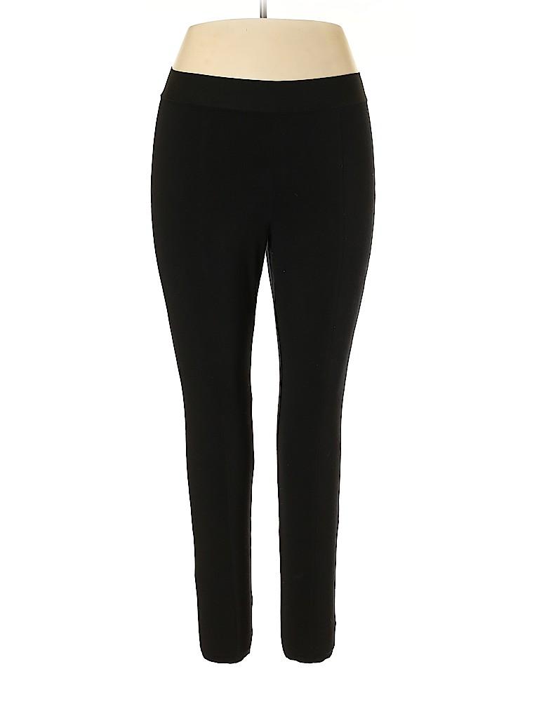 Hue Women Casual Pants Size 1X (Plus)