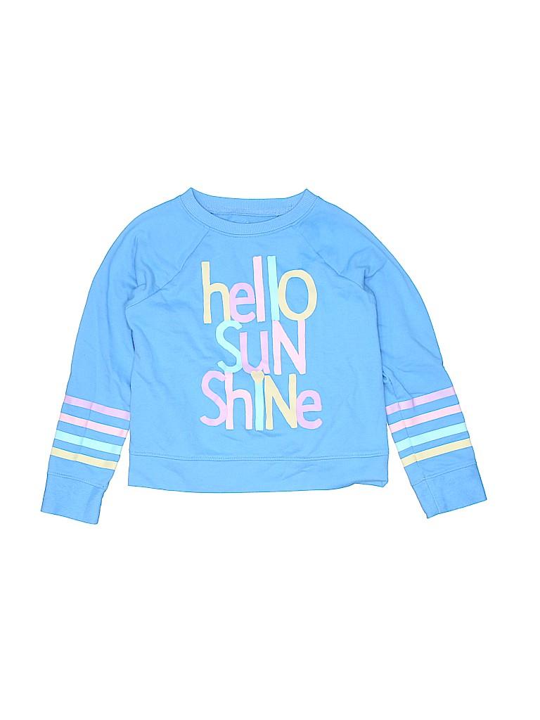 Jumping Beans Girls Sweatshirt Size 5T