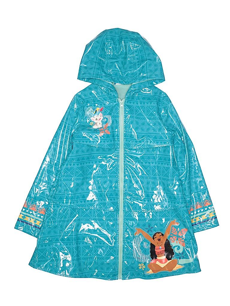 Disney Store Girls Raincoat Size 7 - 8