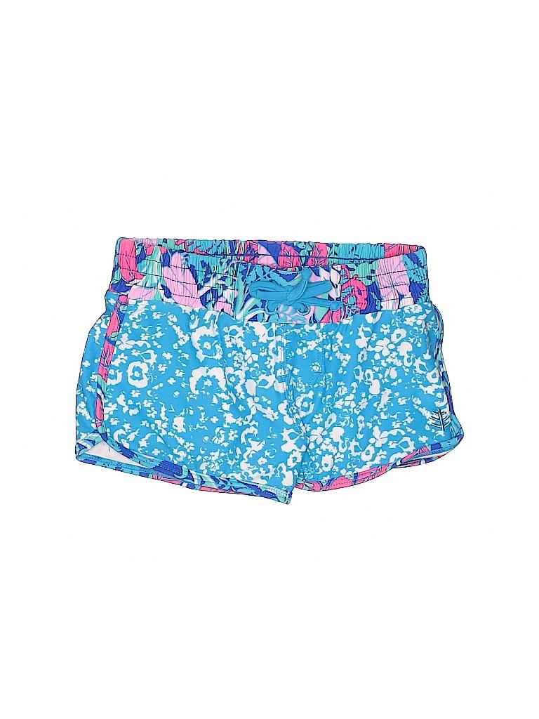 Coolibar Girls Board Shorts Size X-Small (Kids)