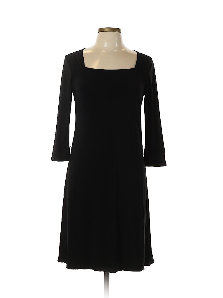 Adolfo Women Casual Dress Size L