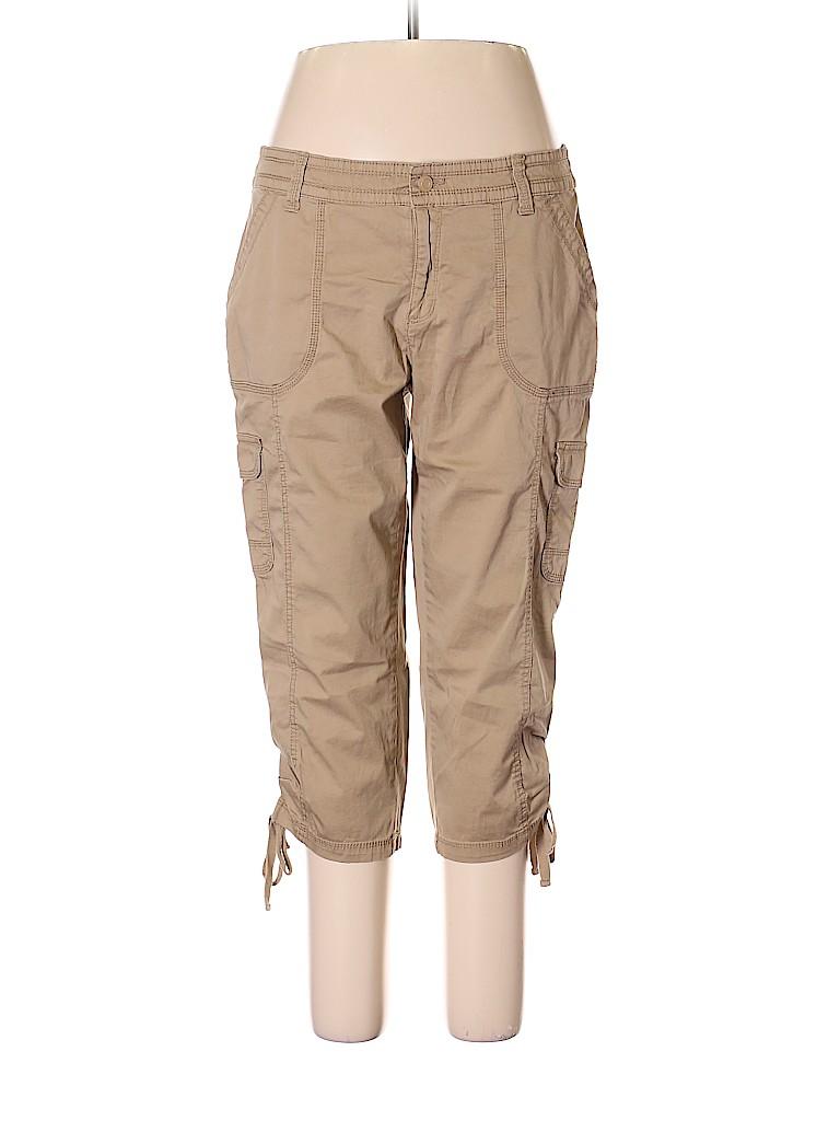 Faded Glory Women Cargo Pants Size 16