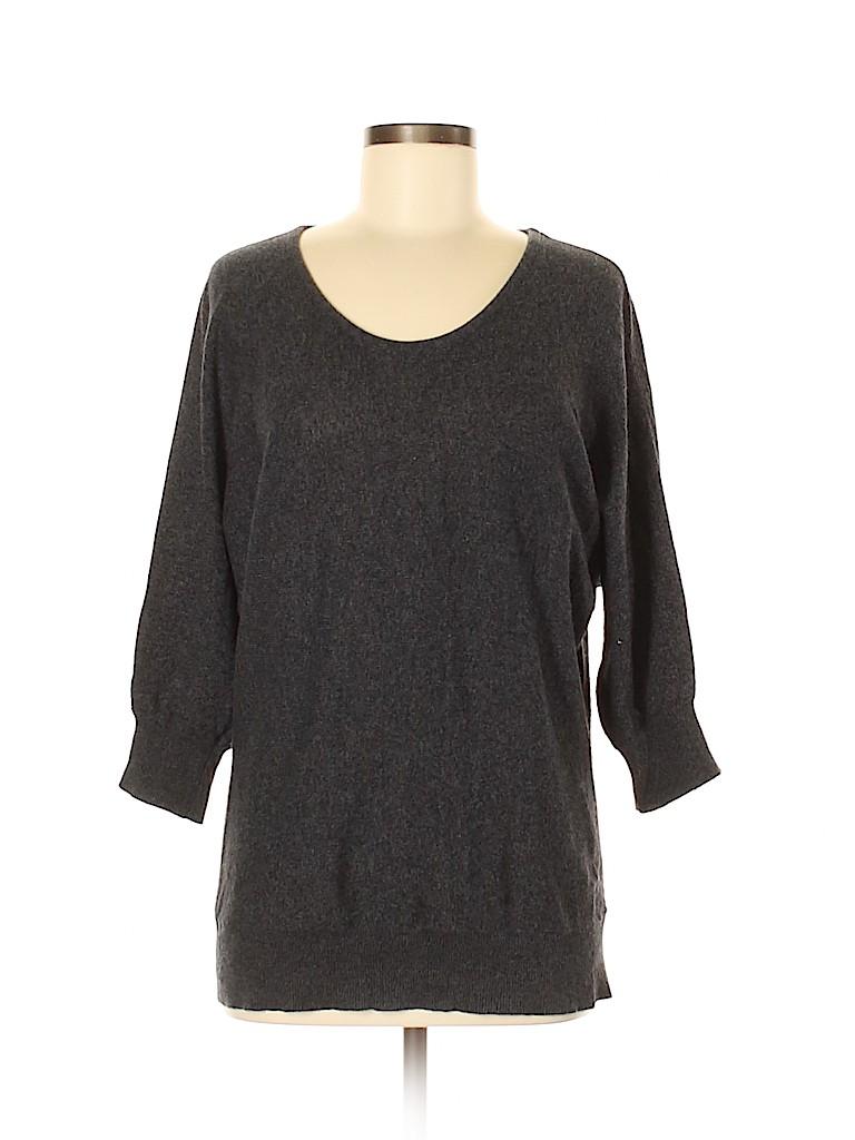 Sparkle & Fade Women Pullover Sweater Size L