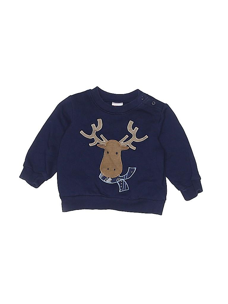 Gymboree Boys Sweatshirt Size 6-12 mo